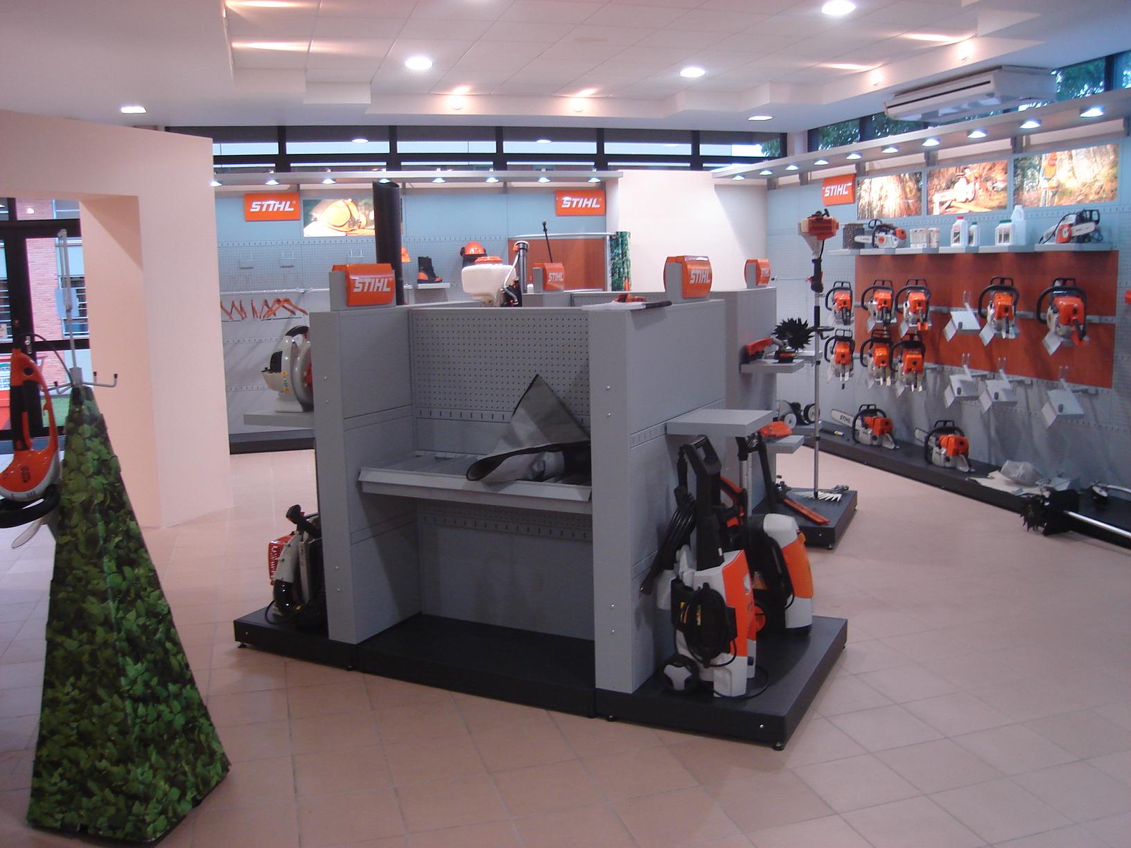 Fabricação e venda de STIHL no Rio Grande do Sul