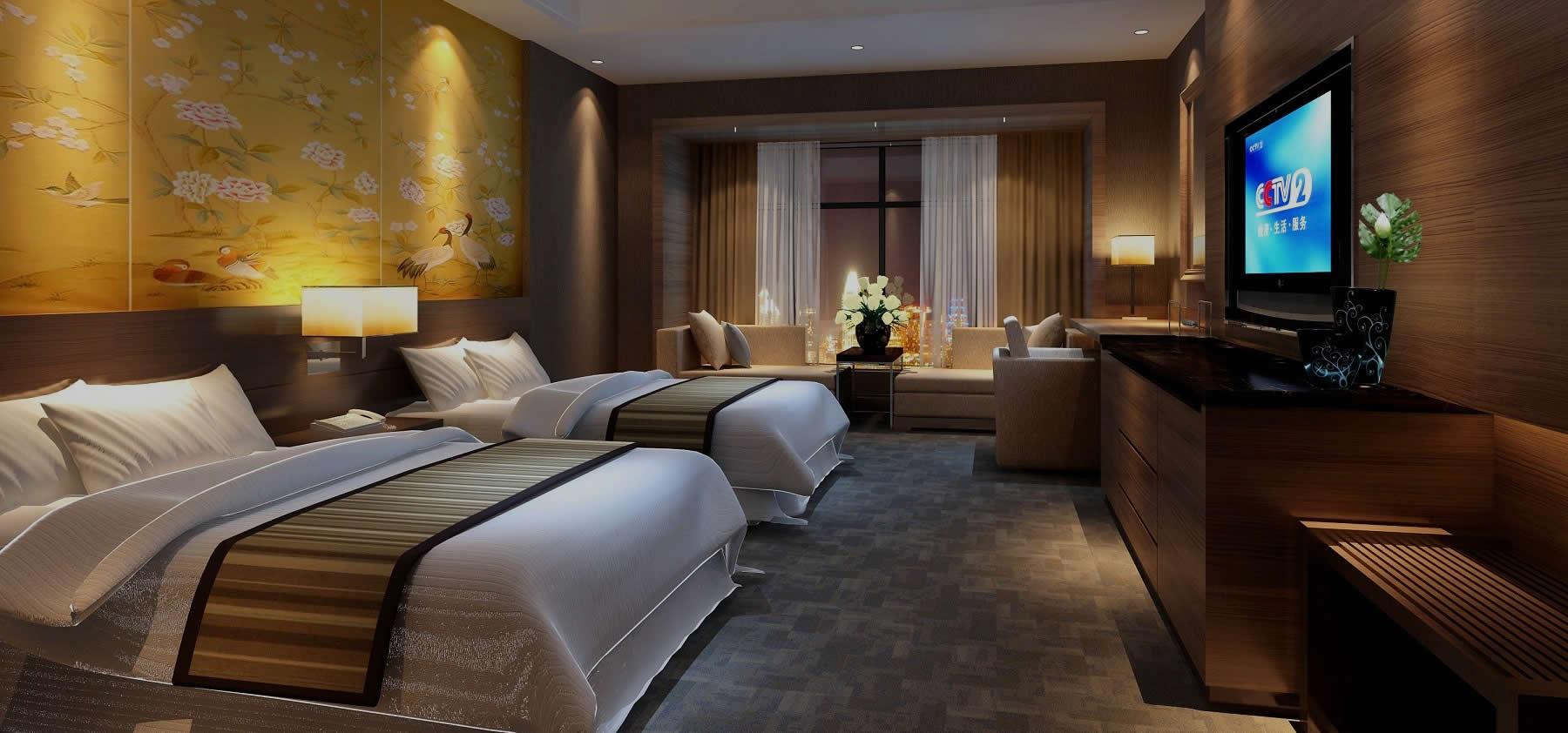Rede hoteleira