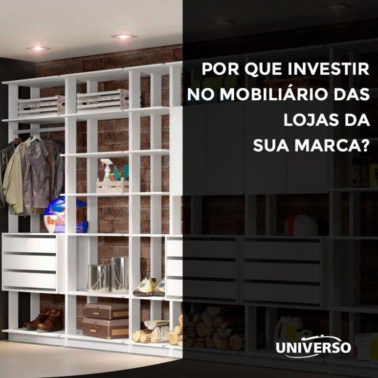 Porque investir no mobiliário das lojas da sua marca?