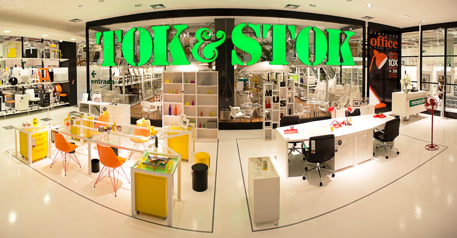 Fabricação e venda de Tok&Stok no Rio Grande do Sul