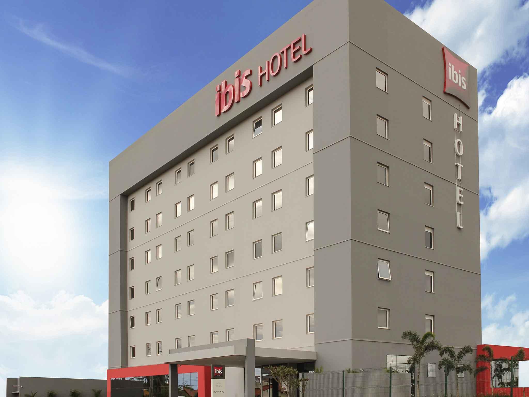 Hotelaria IBIS Jatai