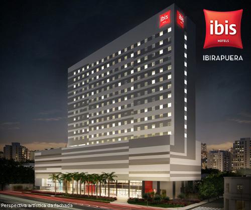 Hotelaria IBIS Ibirapuera