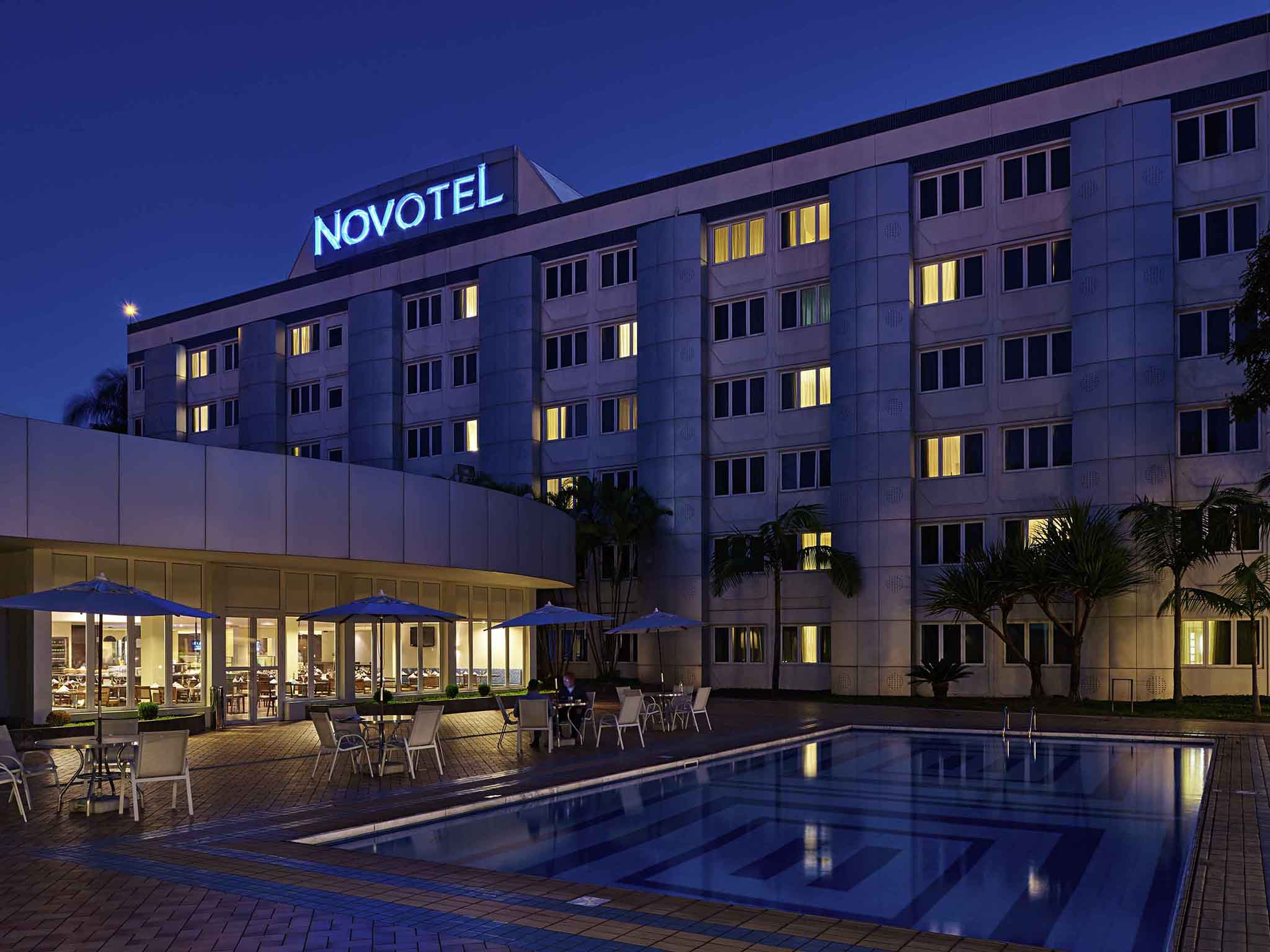 Hotelaria Novotel São José dos Campos