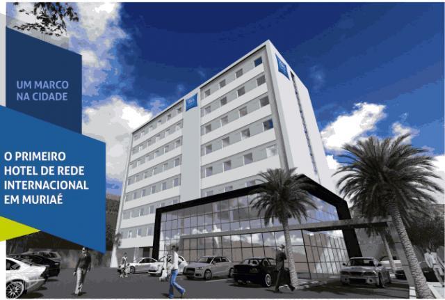 Hotelaria IBIS Muriaé