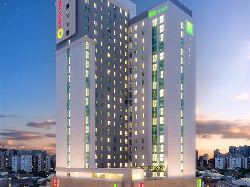 Hotelaria Adágio Goiânia