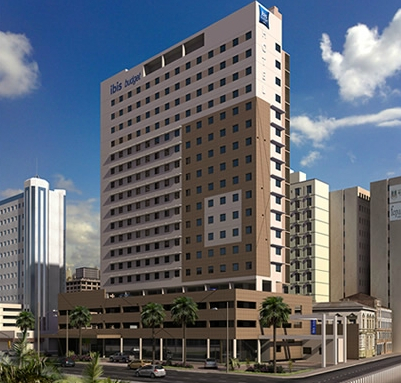 Hotelaria IBIS Porto Alegre