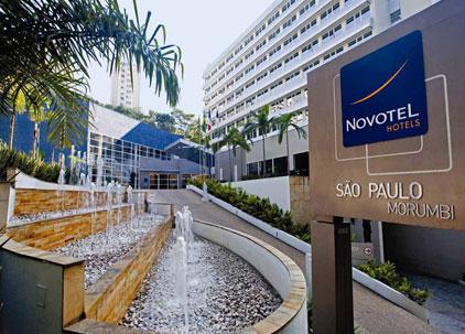 Hotelaria Novotel Morumbi